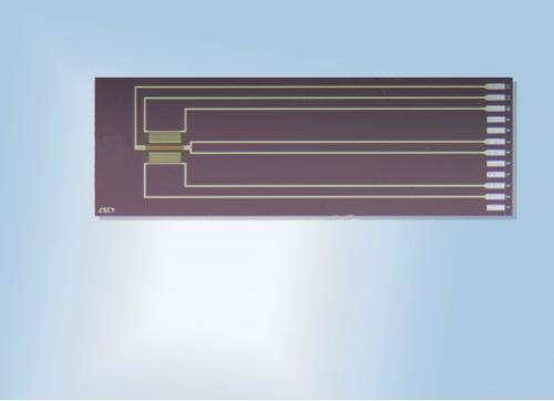 Flow sensor based on silicon technology - SFS01