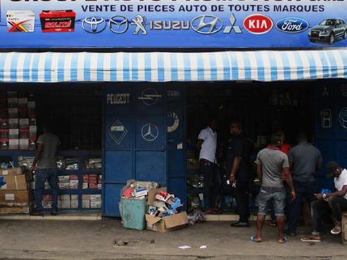 Retail Audit – Pièces Détachées Automobiles À Abidjan