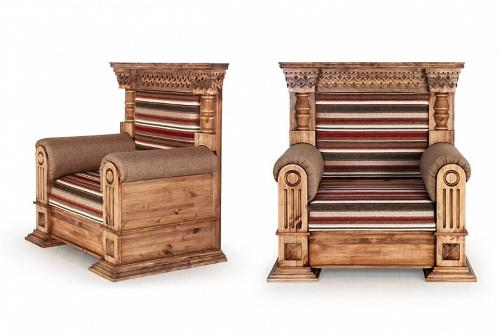 """Armchair """"Caspian"""""""