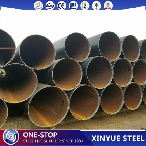Large Diameter Lsaw Carbon Steel Pipe