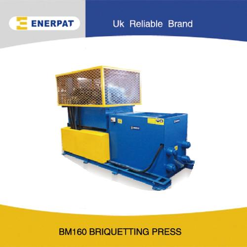 Horizontal Metal Shavings Briquette Machine