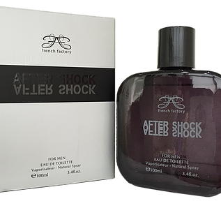 AFTER SHOCK EAU DE TOILETTE