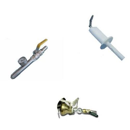 Utiles y sondas de ensayos