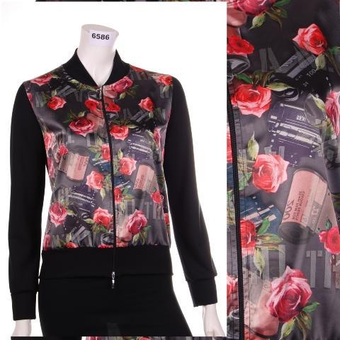 6586 jacket Woman