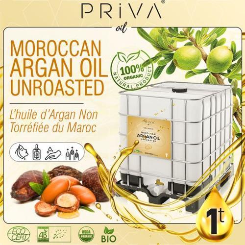 Unroasted ARGAN Oil (1oz) Usda Certified 100% Pure Organic