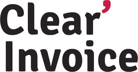 Clear' Invoice