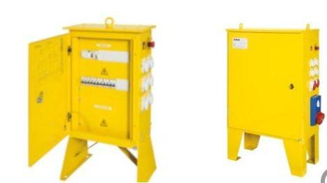 Power supply cabinet, site cabinet