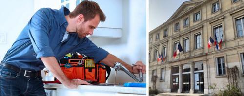 Dépannage plombier à Romainville (93230)
