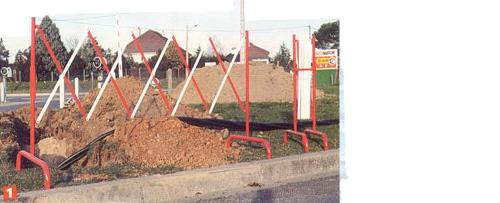 Matériels spécifiques - Barrières extensibles