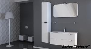 "Bathroom furniture set ""Velluto"""