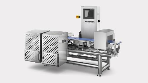 Dynamic checkweigher CWHmaxx