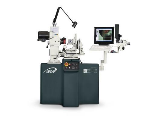 ISOG 11 -Universal tool grinding