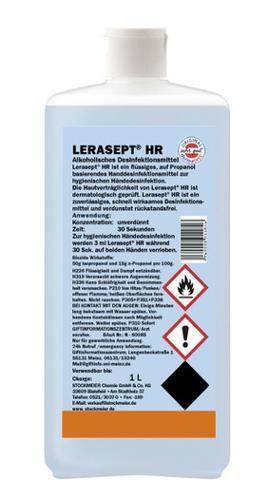 Lerasept® HR disinfectant