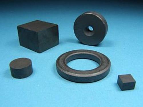 Magnete aus Hartferrit (HF)