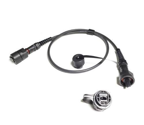 Ruggedized Fiber Optic Cable