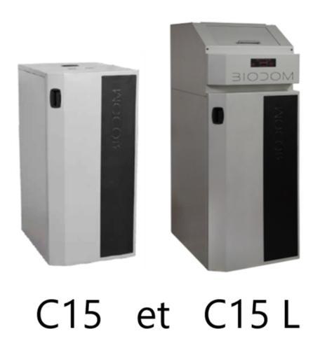 Biodom C15 et C15L