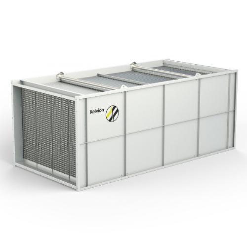 Lucht-lucht-warmtewisselaars voor de industrie