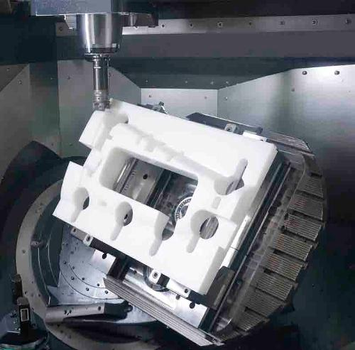 Maquinação CNC - Plásticos de Engenharia