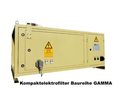 Kompaktelektrofilter Baureiche GAMMA