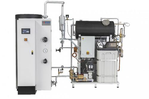 Complete steam plant - Steam Boiler