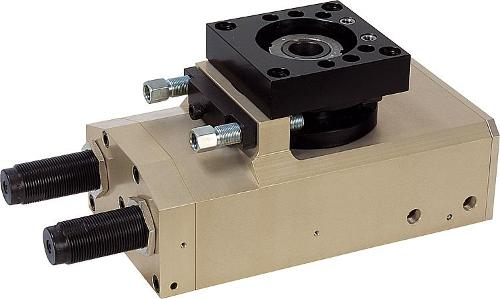 Module Rotatif Pneumatique Pour Charge Lourde