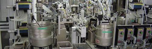 Montageanlagen für Komponenten von Diesel- Hochdruckpumpen