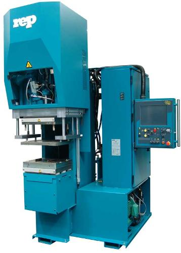 C-Frame Injection Molding Machines REP