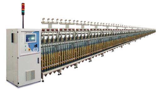CHENILLE YARN SPINNING MACHINE