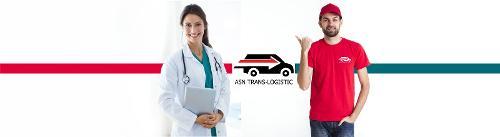 Gagner plus de temps avec un as du transport express médical