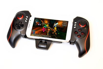 Bluetooth gamepad for android & IOS devices