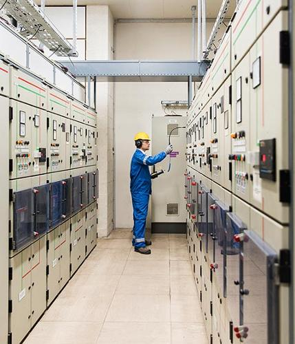 Electrical Equipment Fault Detection