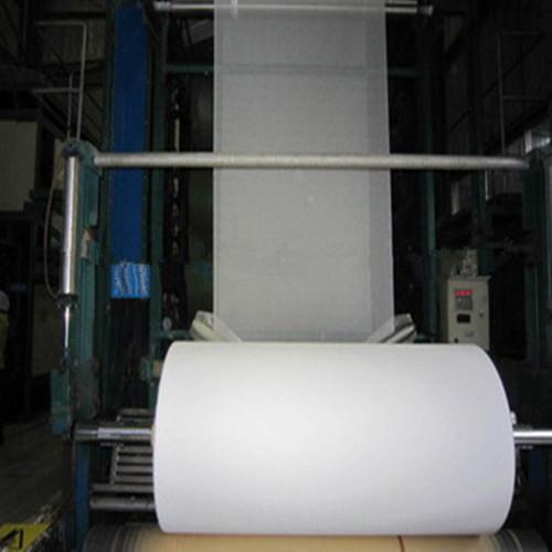 Absorbent bleached gauze roll
