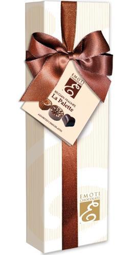 EMOTI Assorted Chocolates, Gift packed 65g. SKU: 014524b