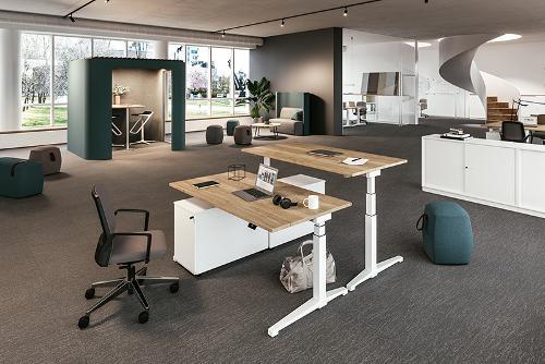 Canvaro Schreibtischsystem
