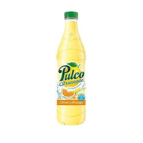Citronnade citron&orange 1,5L - PULCO