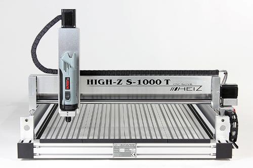 CNC Fräse 1000 x 600 mm Verfahrweg