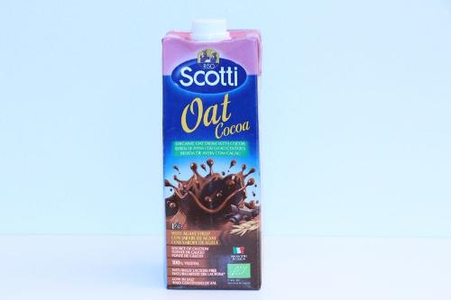 Scotti Organic Oat Drink with Cocoa 1l