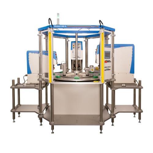 MODULE ONE Serie de máquinas de tampografía