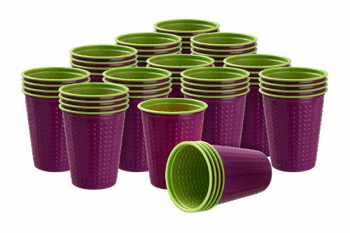 180ml Style Cups Bicolor