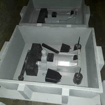 L'attrezzatura del modello per la fonderia