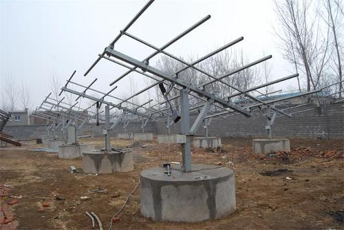 Solar Linear Actuator