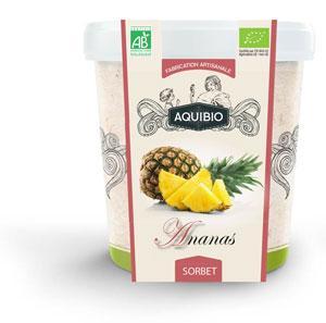 Sorbet BIO Ananas