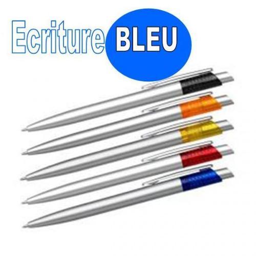 25 Stylos à bille écriture Bleu