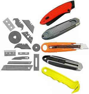 Safety knives & blades