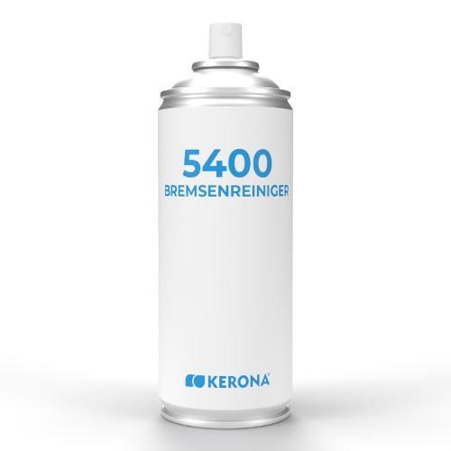 5400 Brake Cleaner