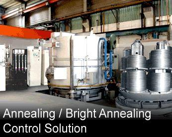 Bright Annealing Control Solutions