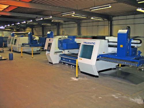 12527B | Laser - cutting and welding machines