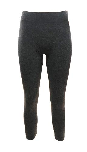 Leggings gris chiné