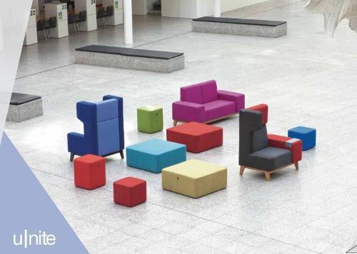Rapido UNİTE multi-purpose-chairs