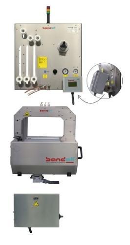 Modulare Banderoliermaschine